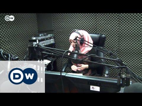 Women's radio in Ramallah | Global 3000