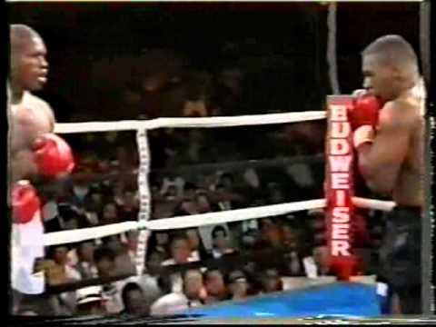 1991 06 28 Mike Tyson & Donovan Ruddock