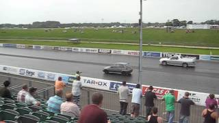 Renault 5 GT turbo 15 second quarter mile Vauxhall Maloo