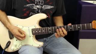 Jimi Hendrix - Bold As Love - Guitar Lesson - Part 2