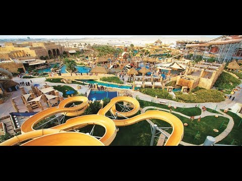 The Lost Paradise of Dilmun, Bahrain - Water Park - Day 2 | Vlog - 011 | Raza Khalid