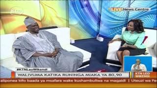 WAKO WAPI TAHAMAKI CREW: Kutana na wachekezaji wa Kipindi cha Tahamaki