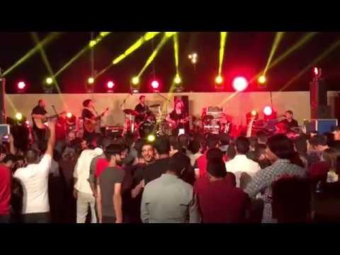 Hani - La Bande-Annonce (World Beat Wahad) - Live @ Amman, Jordanie