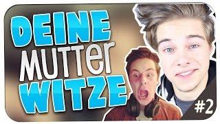 DEINE MUTTER WITZE! #8 - mit Taddl