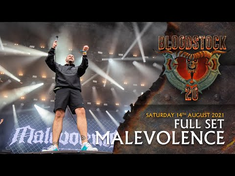 MALEVOLENCE - Full Set Performance - Bloodstock 2021