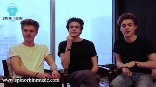 Interview: New Hope Club Answers Most Googled Questions in Singapore!