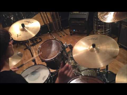 【Drum cover】WANIMA - ともに  叩いてみた