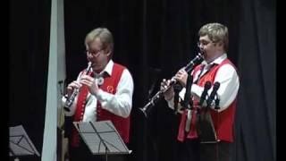 Božejáci - Sólo pro dva klarinety