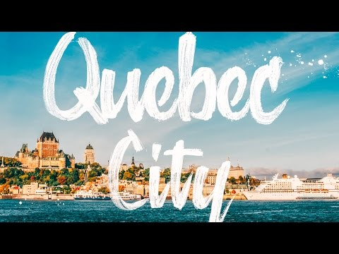 QUÉBEC CITY IN 3 MINUTES [SHORT FILM]