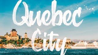 QUÉBEC CITY IN 3 MINUTES [SHORT FILM]
