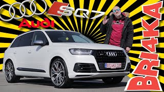 Audi SQ7 | 4M l Test and Review |  Bri4ka.com