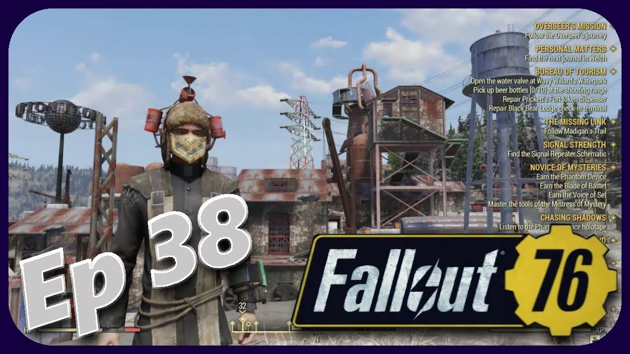 ☢ Fallout 76 🤯 | Inventory Management & Grafton Steel | Ep 38