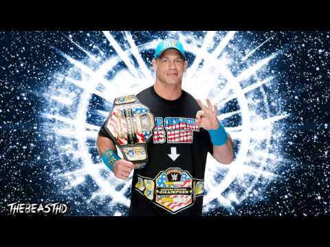2015 john cena 6th wwe theme song quotthe time is now