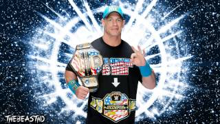 "2015: John Cena 6th WWE Theme Song - ""The Time Is Now"""
