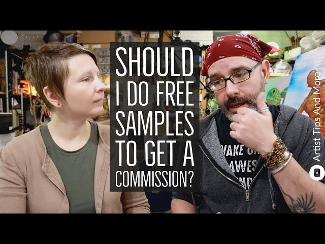 Should I do Free Samples To Get A Commission?