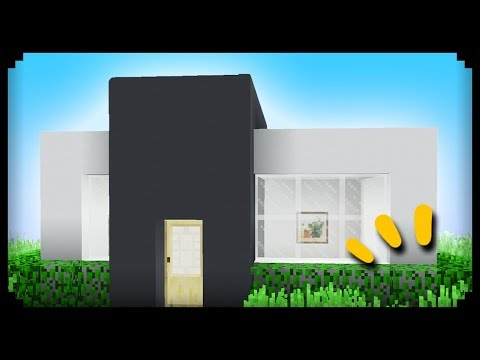 ✔ Minecraft: How to make a Modern House thumbnail