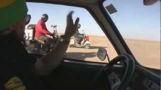 Budapest-Bamako 2012 - The Great African Run - HIg...