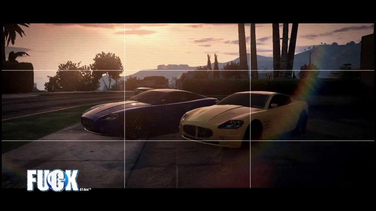 画像: GTA5 レア車をPV風にセクシーに紹介してみた - GTAV Rare vehicle car music video レアカー youtu.be