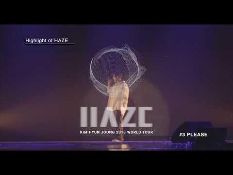 KIMHYUNJOONG (김현중) - HAZE highlight #3 PLEASE