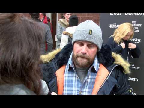 Producer Christopher Lemole red carpet 'Mudbound' - Sundance 2017'