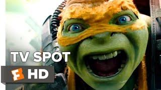 teenage mutant ninja turtles out of the shadows tv spot gear up 2016 megan fox movie hd