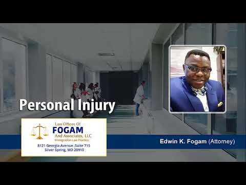 What Does A Personal Injury Protection Claim Cover In Maryland? | 301-328-1820