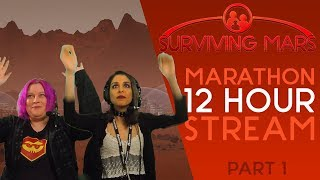 Surviving Mars Marathon - Part 1