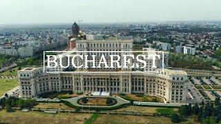Bucarest - Bucharest - Bucuresti - - Romania. April 2016 HD