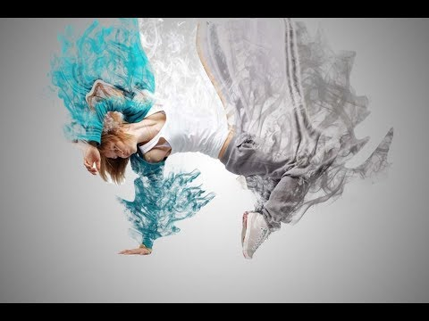 Tutorial De Photoshop | Efecto De Dispersión | Efecto De Humo