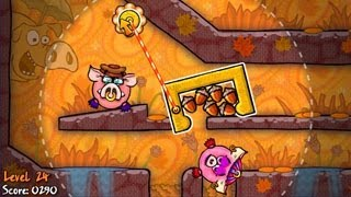 Piggy Wiggy Seasons Walkthrough, Full Guide - New Free Games Physics