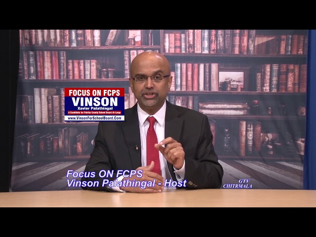 VINSON FOR SCHOOL BOARD  - Chitramala -  8 OCT 2019