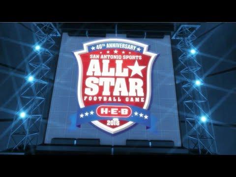 San Antonio Sports All Star Game 2018
