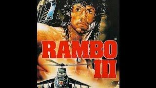 Rambo III Прохождение (Sega Rus)