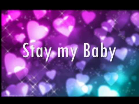 Miranda Cosgrove - Stay My Baby (Lyrics)