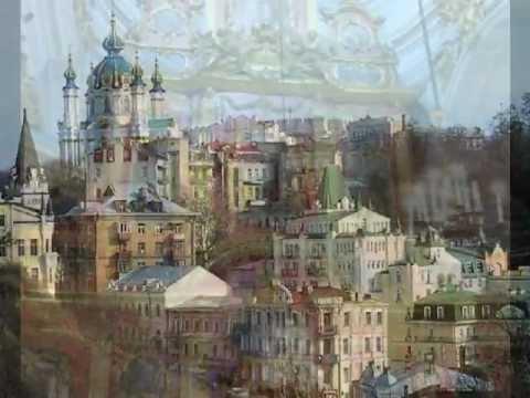 Киев. Андреевская церковь