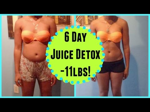 6 Day Detox Fast (Before & After Pictures)