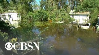 Families struggle to recover from Florence