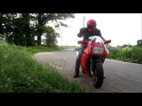 Living with a Ducati 888 Part3  - Ride Bys