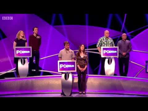 Pointless (Series 10, Episode 5)