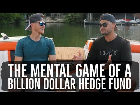 The Mental Game Of A BILLION Dollar Hedge Fund