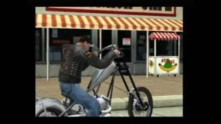 American Chopper PS2 Gameplay (Activision) Playstation 2