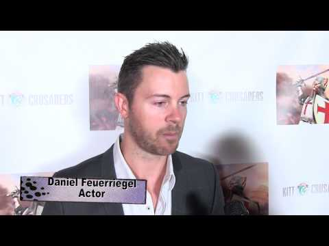 Exclusive  with Daniel Feuerriegel