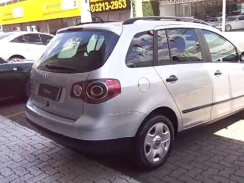 Volkswagen Spacefox 1.6 8v Flex (Totalflex)  2010