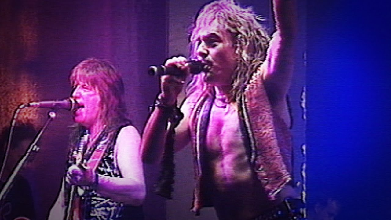 Sweet - 11. Blockbuster - Live at the Capitol, Hannover - 1991 (OFFICIAL)