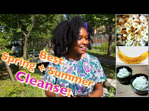 The BEST Spring & Summer Cleanse! Banana Island Q&A & Tips