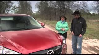 Mazda CX 5 Драйв тест 2011