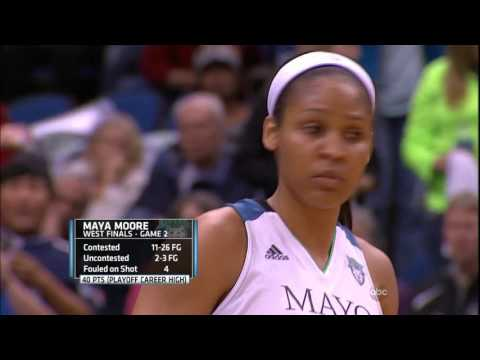 WNBA 2015 Finals (Game1): Minnesota Lynx - Indiana Fever