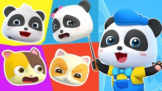 My Feelings Song | Emotion Songs for Kids + More Nursery Rhymes \u0026 Kids Songs - BabyBus