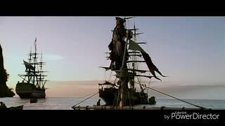 Саундтрек из Пиратов Карибского Моря.