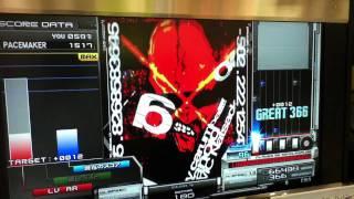 beatmaniaIIDX17 SIRIUS 【ay carumba!!!】穴ハード